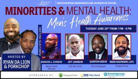 Minorities and Mental Health: Men's Health Awareness